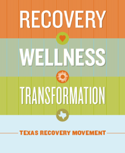 Texas recovery movement report cover