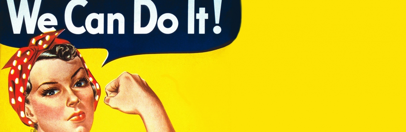 We Can Do It Rosie The Riveter Wallpaper 2 H