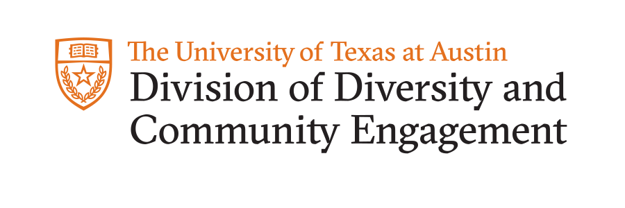 UT DDCE logo in orange and black