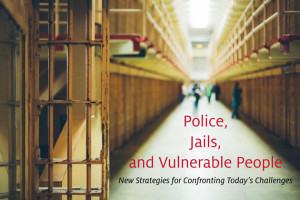 Police, Jails and Vulnerable People symposium graphic