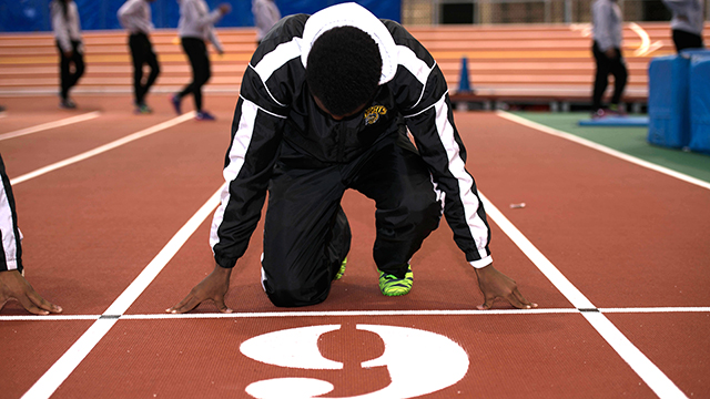 Mental Health and the Black Student Athlete