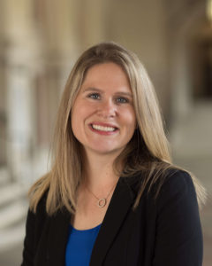 Bridget Lawrence Receives Outstanding Supervisor Award