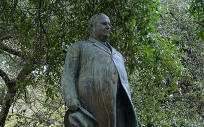 Relocation of the James Stephen Hogg Statue