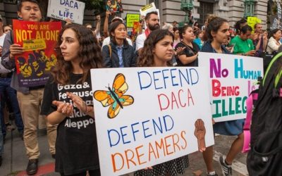 Deportation Anxiety for Today's Young Adults
