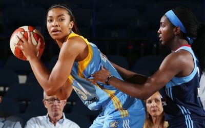 WNBA Athlete Speaks Up on Mental Health in Sports