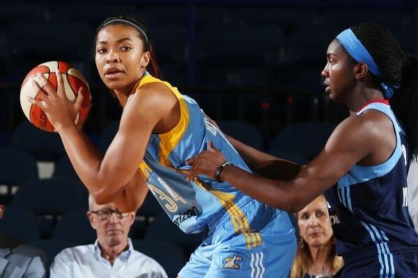 WNBA Athlete Speaks Up on Mental Health in Sports