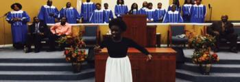 Faith and Mental Health - church choir