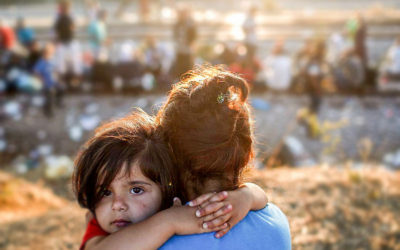 To Help Separated Families, Tap Mental Health Experts