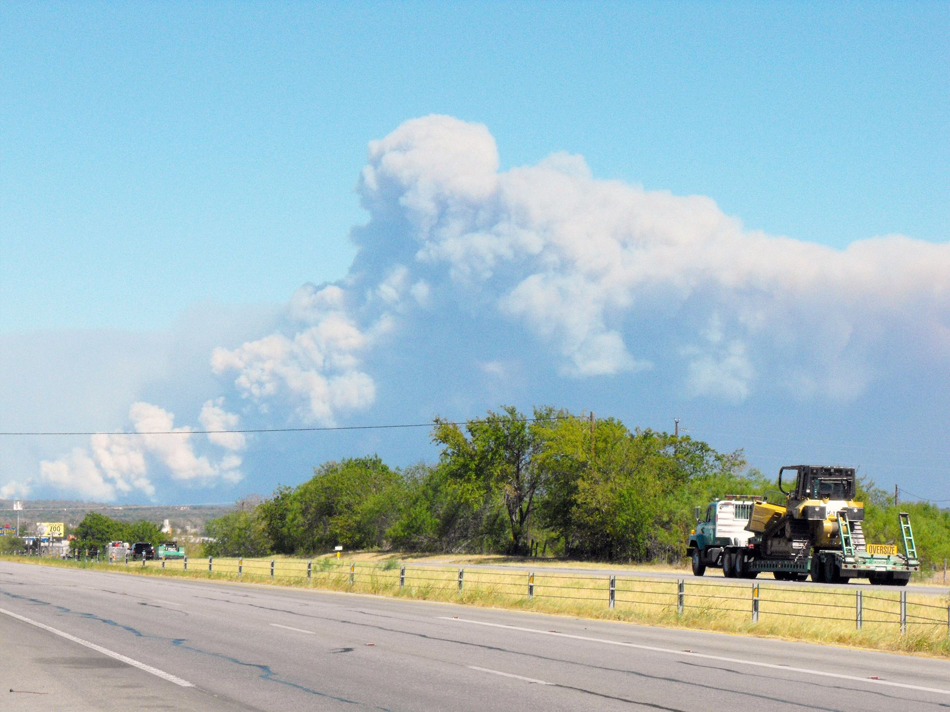 The Bastrop County Complex fire was a major wildfire that struck Bastrop County in the U.S. state of Texas in September 2011.