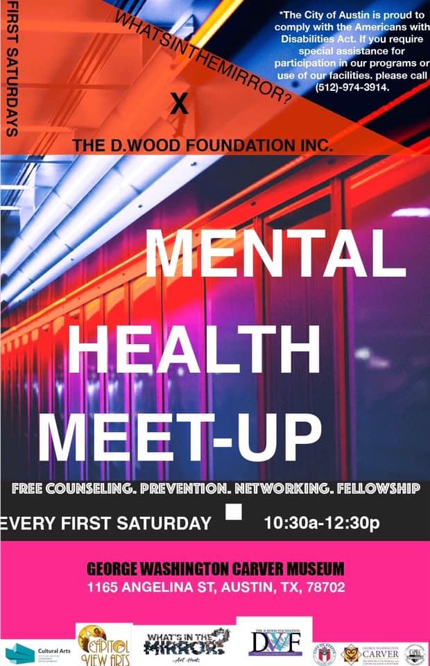 mental health meet-up
