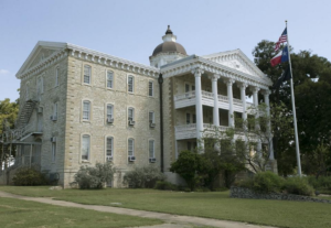Austin State Hospital building