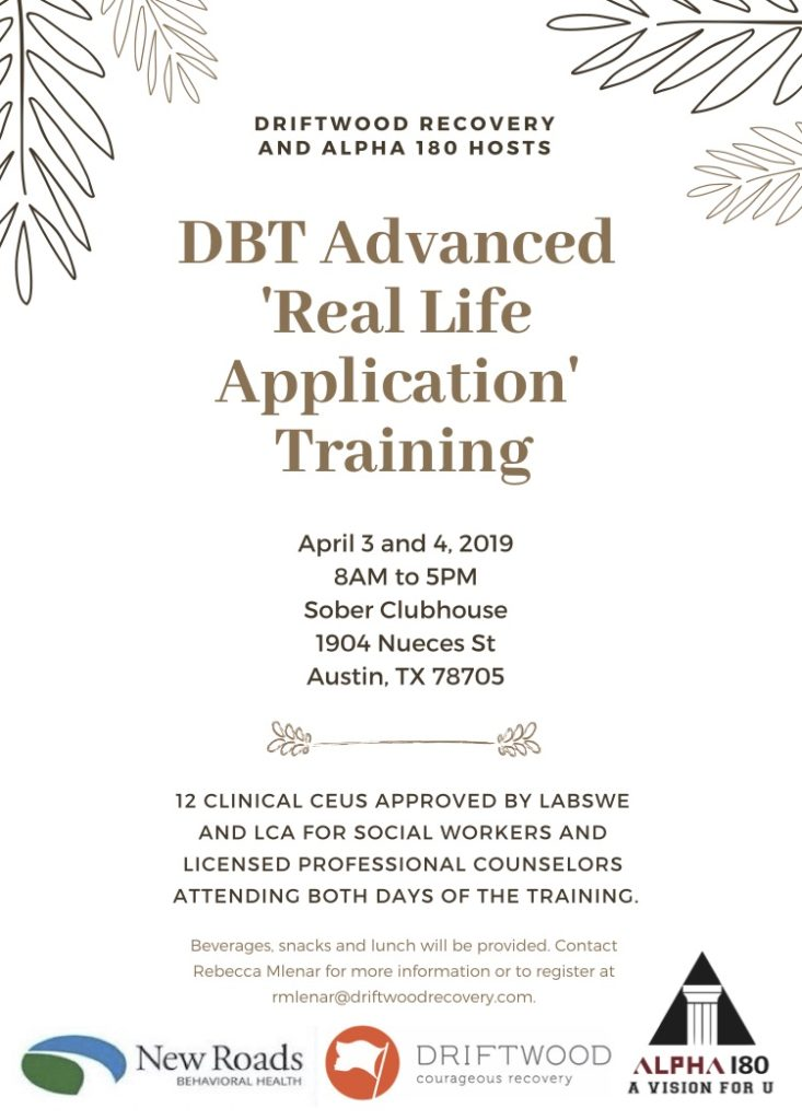 DBT Training File