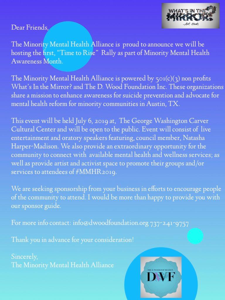 mental health rally 2