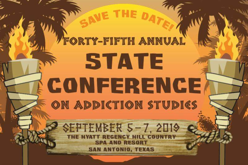 45th Annual State Conference on Addiction Studies