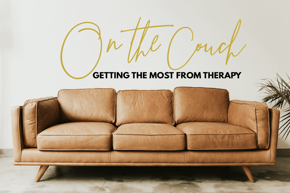 On the Couch online workshop