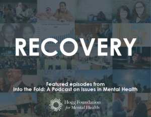 "A collage of photos with the word ""recovery"" on it"