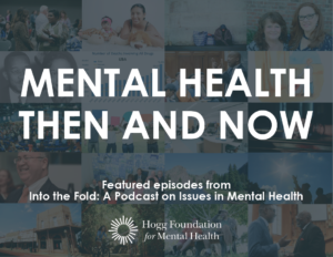 Mental health then and now