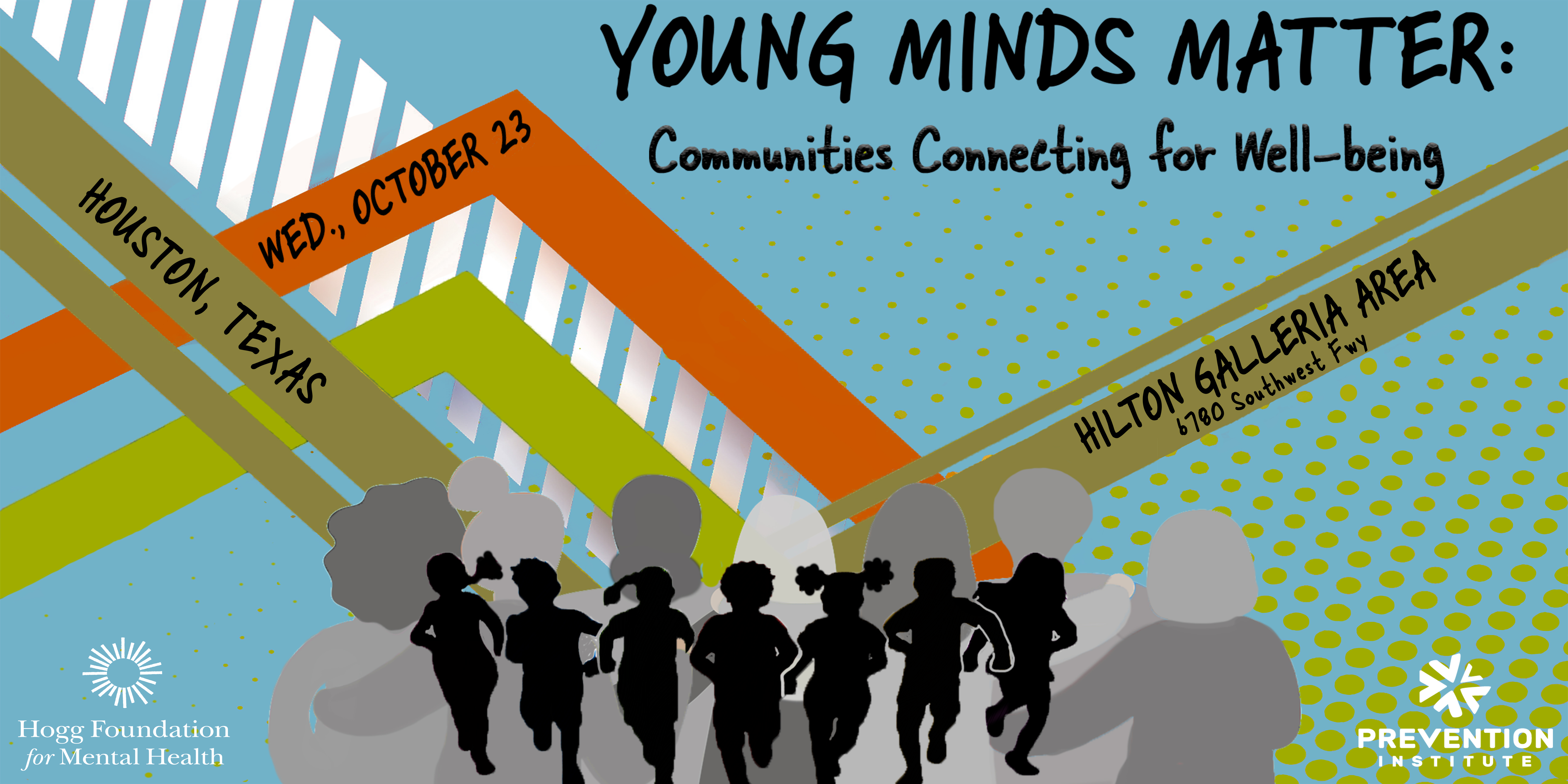 Branded image for the Young Minds Matter seminar