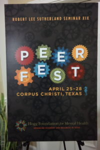 The official PeerFest poster.