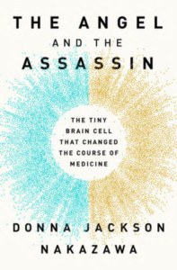 Book cover of the Angel and the Assassin