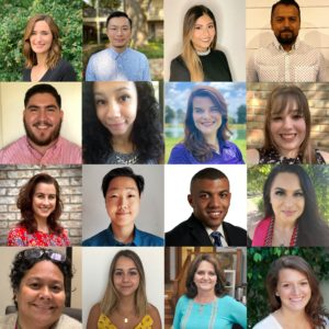 2020 Ima Hogg Scholarship recipients