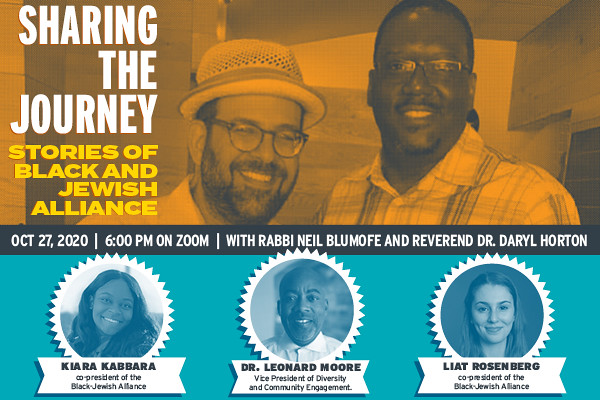 sharing the journey flyer