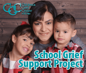 A photo for the School Grief Support project