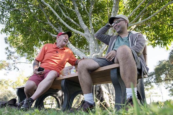 PTSD: Breaking New Ground with Veterans