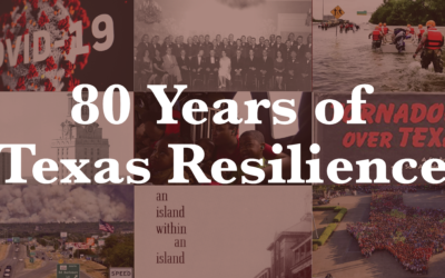 The Hogg Foundation: 80 Years of Texas Resilience