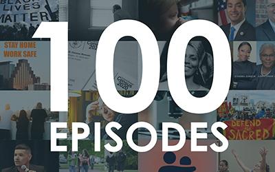 In Their Words: 100 Episodes