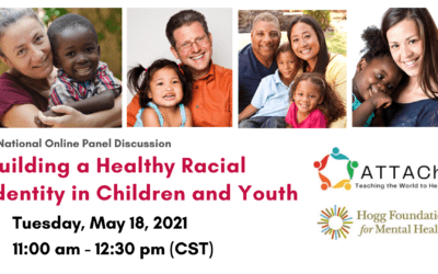 TRAINING | Building a Healthy Racial Identity in Children and Youth, TOMORROW 5/18/21