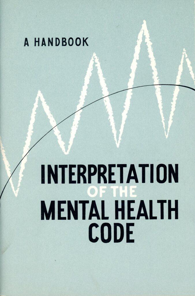 Mental Health Code